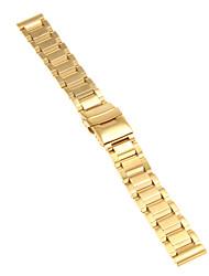 preiswerte -Herren Damen Uhrenarmbänder Edelstahl #(0.09) #(20 x 2 x 0.3) Uhren Zubehör