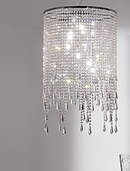 Pendant Light ,  Modern/Contemporary Others Feature for Crystal Metal Living Room
