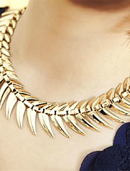 cheap -Women's Statement Necklace  -  Statement Fashion Circle Necklace For Casual