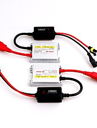 12V 35W H3 Slim Hid Xenon Quick Start Aluminum Ballasts for Hid Headlights