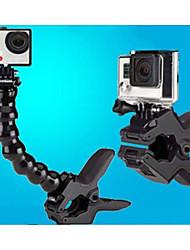 abordables -Accessoires Monopied Haute qualité Pour Caméra d'action Tous Sports DV Plastique