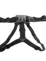 Imbracatura Petto / Fascia per il petto Sacchetti Con bretelle Montaggio Per Gopro 5 Gopro 3 Gopro 3+ Gopro 2Skateboard Universali Auto
