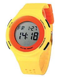 Fashion Children's Multifunction LED Digital Sports Wrist Watch 50m Waterproof (Assorted Colors) Cool Watches Unique Watches
