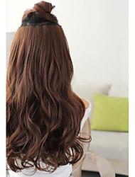 cheap -Hair Extension Classic 1(The Picture's Color is Chestnut Brown.) Classic Daily High Quality