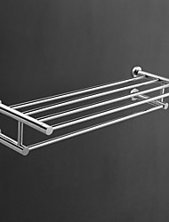Barre porte-serviette / Chrome Contemporain