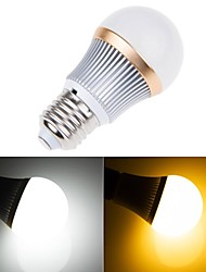 cheap -560 lm E26/E27 LED Globe Bulbs 7 leds SMD 5630 Dimmable Warm White Cold White AC 220-240V