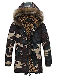 cheap -Classic & Timeless Parka-Multi Color,Classic Style