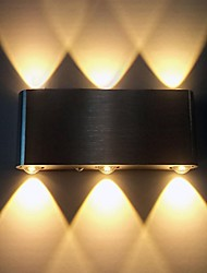 cheap -AC 85-265 6W LED Integrated Modern/Contemporary Brushed Feature for LED,Ambient Light Flush Mount wall Lights Wall Light