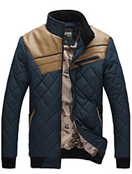 cheap -Men's Classic & Timeless Parka-Multi Color,Classic Style