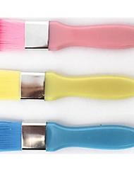 abordables -1 Autre Pinceau Poil Synthétique Plastic Visage Sedona