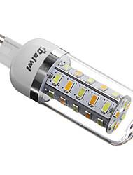 billige -350lm G9 LED-kolbepærer T 36 LED Perler SMD 5730 Naturlig hvid 220-240V
