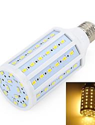 E26/E27 LED Corn Lights T 72 SMD 5730 1300-1500 lm Warm White 3000-3500 K AC 220-240 V