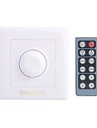 Недорогие -8а постоянного тока 12-24 В главе диммер с 12-клавишной ИК-пульт для Светодиодные лампы