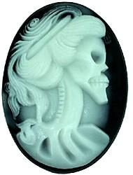 billige -halloween menneskelige skelet kranium fondant kage chokolade silikone forme, l9.8cm * w7.9cm * h3.2cm