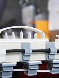 двусторонней клейкой пластмассовой проволоки коллектор моталки (3 размеры 10 шт)