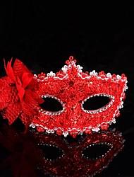abordables -Accesorios de Baile Mujer Encaje Poliestireno Navidad Halloween