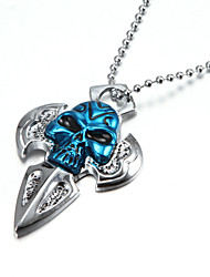cheap -Shape Pendant Necklace Alloy Pendant Necklace Party Sports Costume Jewelry
