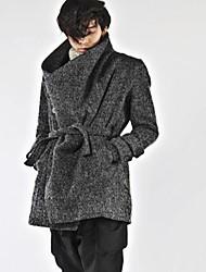 Недорогие -Men's Fashion Leisure Design Coat