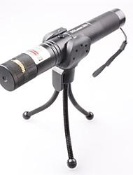 lt-0673 jogo ajustável muti-imagem com chave queima ponteiro laser verde (3MW, 532nm, 1x18650, preto)