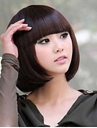 economico -parrucca del costume Parrucche per le donne Liscio costumi parrucche Parrucche Cosplay