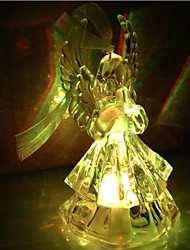 Coway Acrylic Praying Angels Colorful LED Nightlight High Quality