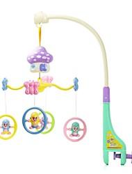 billige -afvikle musikalske roterende seng klokke baby legetøj