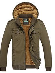 jaquetas moda bainha dos homens steven