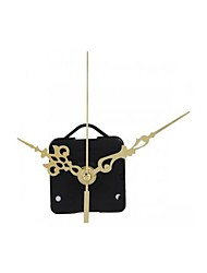 cheap -Quartz Clock Movement Mechanism Gold DIY Rep Wall Clock Accessory