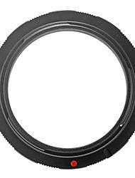 anillo reverso eos-58mm para Canon