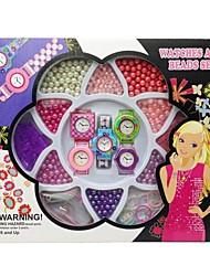 economico -bambini primi giocattoli apprendimento Watch Band giocattolo cinturino dell'orologio mestiere