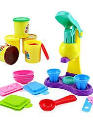 Недорогие -Играть в тесто, пластилин и шпатлевка