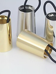 Недорогие -Z&x® европейский стиль контракт конической волосы галстук (2 красит варианты: золотой, серебряный)