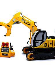 Недорогие -goldlok 2350-06 большой размер RC автомобилей электрический пульт дистанционного управления схватив тяжелый грузовик игрушечную машинку с легким