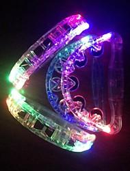 cambio di colore ha portato le campane a mano luminoso puntelli di Halloween (x1pcs colore casuale)