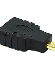 abordables -sensecheering 0.1m 0.328ft micro HDMI mâle vers HDMI connecteur HDMI v1.4 féminin