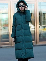 Women's Hooded Down Cotton Coat(More Colors)