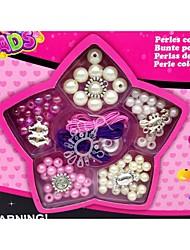 economico -craft bambino set di apprendimento gioielli infantile&istruzione perline bambino funny puzzle