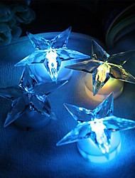 cheap -The Stars Decoration Can Paste LED Night Light