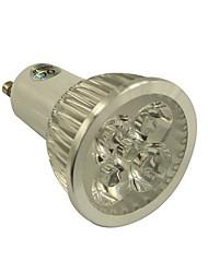 cheap -4 W 350-450 lm GU10 LED Spotlight 4 LED Beads High Power LED Warm White / Cold White / Natural White 85-265 V / RoHS