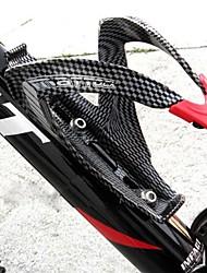 Недорогие -Велоспорт Бутылку воды клеткой Углеродное волокно Легкость Назначение Велоспорт Шоссейный велосипед Горный велосипед Углеродное волокно Полный углерод Черный
