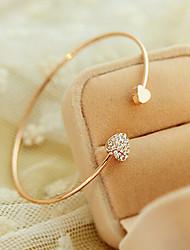 kvinders koreanske elegant diamonade armbånd