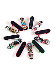Недорогие -10pieces / серия игрушки для детей пальцем скейтборд с наждачной бумагой и довольно моделей