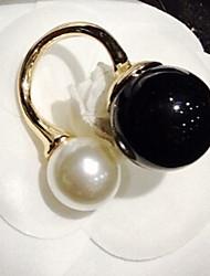 kvinders elegant perle ring