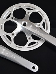 MIXIM 52 Tooths Cycling Crankset For Folding Bikes BMX Road Bicycles