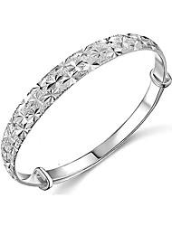 Armbänder (Silber) - für Damen - Breiter Armreif
