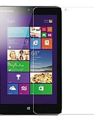 """abordables -alto protector de pantalla transparente para el lenovo MIix 2 8 """"película protectora de la tableta"""