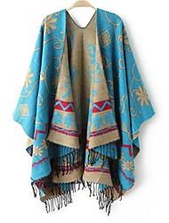 augmentant vent châles écharpe nationale des femmes