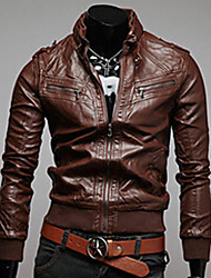 cheap -Men's Chic & Modern Solid Colored, Modern Style