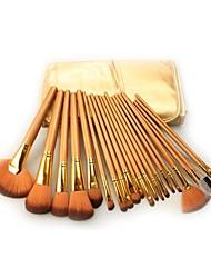 21 Set di pennelli Capelli sintetici / Altro Viso / Labbro / Occhi Altro