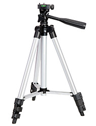 cheap -Universal Aluminum Portable Digital Camera/phone Tripod Stand 3.5 Feet
